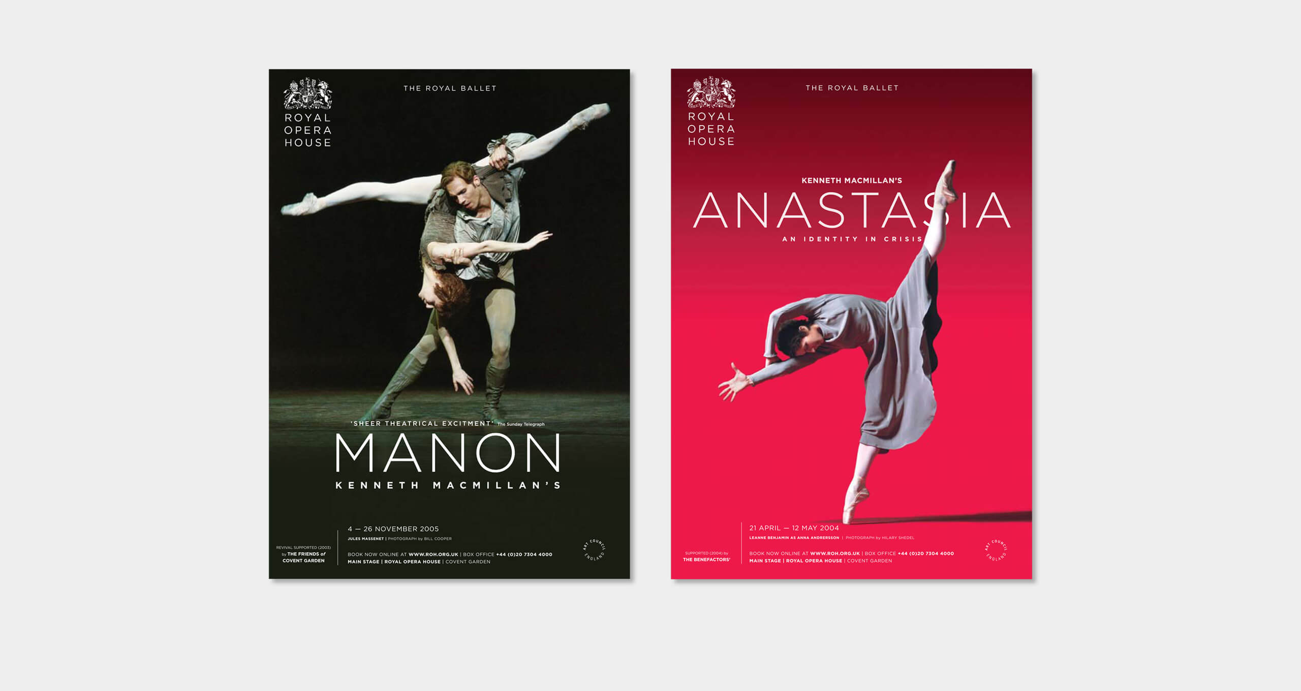 Royal Opera House posters
